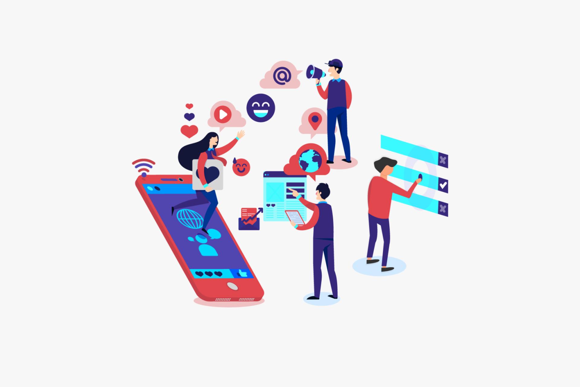Hva er digital markedsføring, og hvordan gjør man det effektivt?